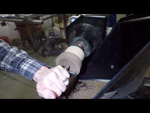 Adam Courtemanche - Walnut Jar Lids - Southern Maine Woodturners