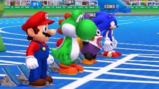 Mario & Sonic at the Rio 2016 Olympic Games (3DS) - All Dream Events