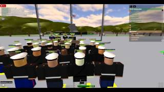 USM/USMC roblox graduation part 1