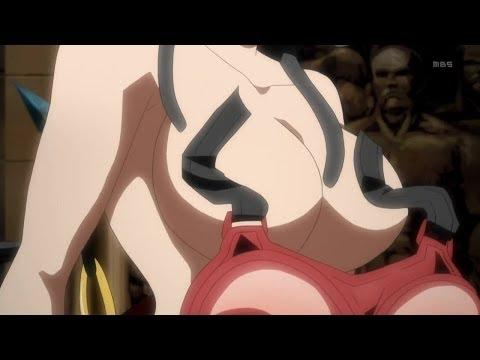 Magi Fight Toto vs Alibaba Scene- Toto gets naked!