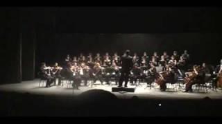 Gloria - Vivaldi - Coro de la Lic. Música, Unison