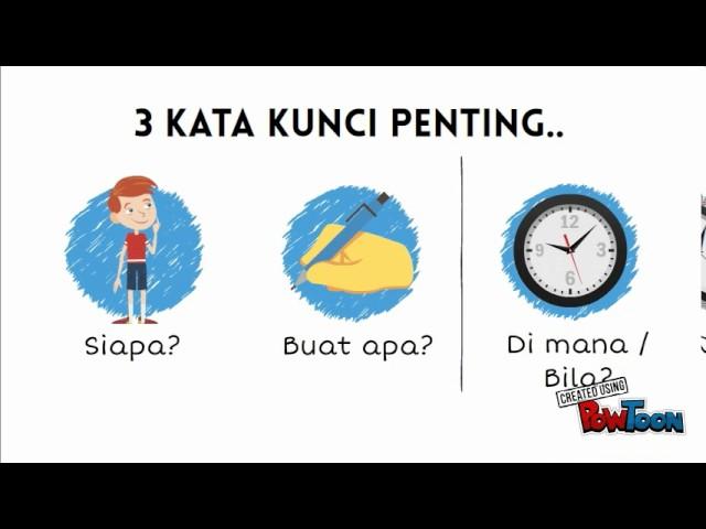 Latihan Bahasa Melayu Bina Ayat Youtube