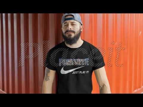 Fortnite Battle Royale X Nike Just Play It Shirts
