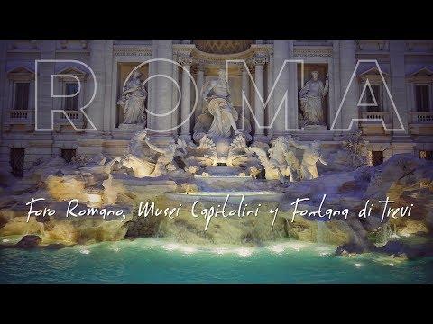 Roma 02 tour Foro Romano, El Musei Capitolini y la Fontana di Trevi (guia completa)