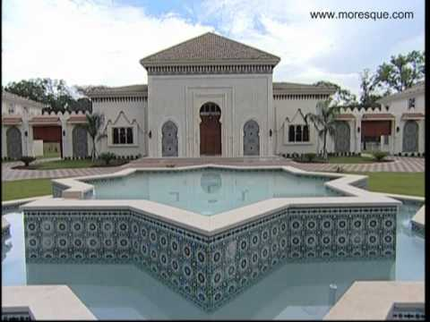 The most Beautiful&Expensive Moroccan home in USA(Moroccan ...