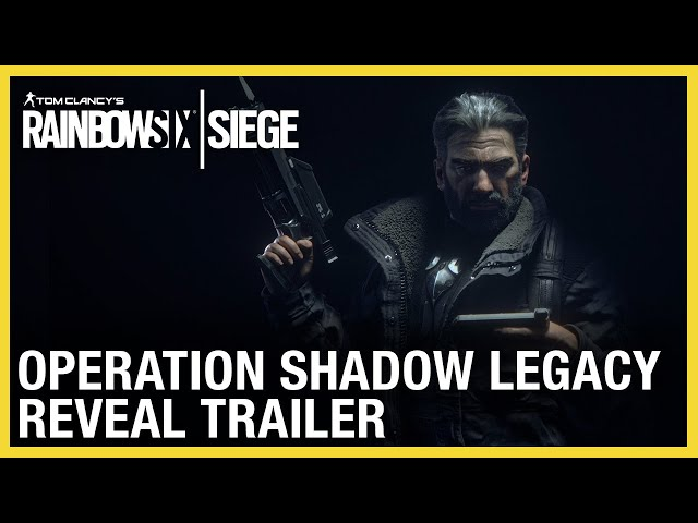 Rainbow Six Siege: Operation Shadow Legacy Reveal Trailer | Ubisoft [NA]