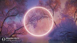"PERFECT SLEEP Winter Chill"" Sleep Music [ 5Hz Theta ] Binaural Beats Insomnia Healing"