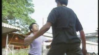 Crime and Passion (执法先锋) - Action Clip 4
