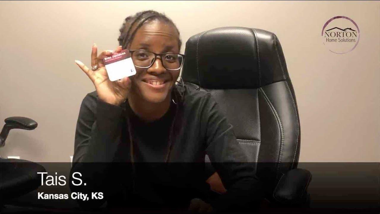 (Tais S.) Customer Testimonial | Norton Home Solutions - We Buy Houses Kansas City