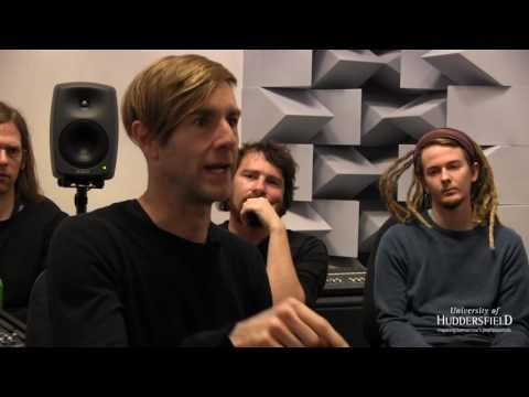 DJ Richie Hawtin's interview with Dr Rupert Till - University of Huddersfield