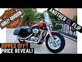 How Much I Paid for a Harley Sportster 1200 Custom: Ride, Off Roading, Review, Impressions, Re-Up