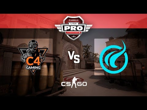 Alienware Liga Pro Gamers Club ABR/18 (Semifinal) - C4 vs NEO BLUE (M2 Mirage)