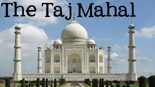 The Story of the Taj Mahal for Kids: Famous World Landmarks for Children - FreeSchool