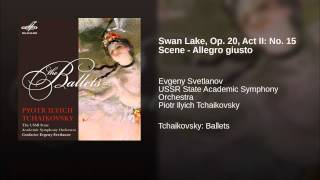 Swan Lake, Op. 20, Act II: No. 15 Scene - Allegro giusto