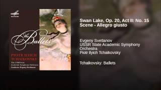 Swan Lake, Op. 20, Act II: No. 15 Scene - Allegro giusto