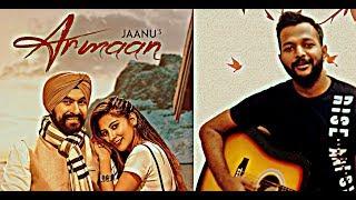 Armaan - Jaanu   Jus Keys   Zee  Music Company   Cover - Nawazish Zameer