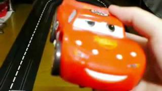 マックィーンのスロットカー:McQueen Slotcar thumbnail