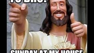 Richard Jeni Bit on Church