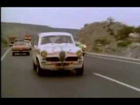Pink Floyd - One Slip (at La Carrera Panamericana)