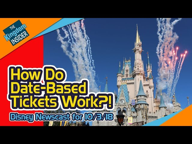 How Do Disney World Date-Based Ticket Prices Work?
