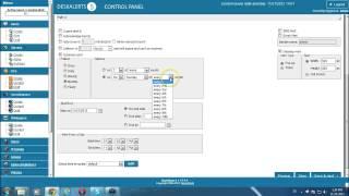 desktop alert notification scheduling and recurrence options