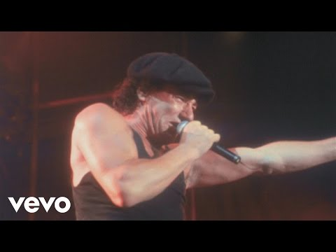ACDC  You Shook Me All Night Lg from  At Dingt