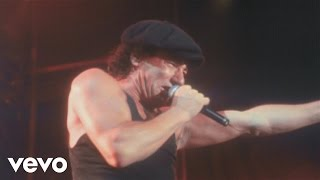 AC/DC - You Shook Me All Night Long (Live at Donington, 8/17/91)