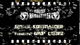 Ginger Kommander presents: Drop Lin3rz