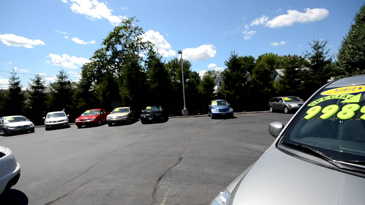 Trend motors preowned used car center at 81 route 46 west for Trend motors rockaway nj