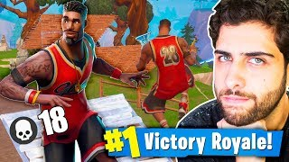 THE MOST AMAZING SKIN I BOUGHT IN THE FORTNITE AND MITEI ON THE GROUND!! -Fortnite Battle Royale