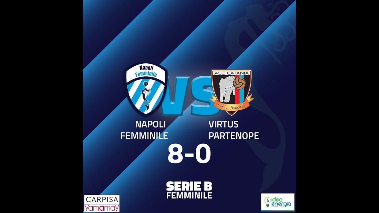 Napoli Femminile vs Catania