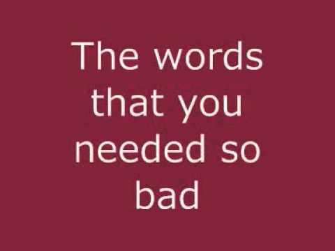 Maroon 5 - Sad  (Overexposed) Lyrics