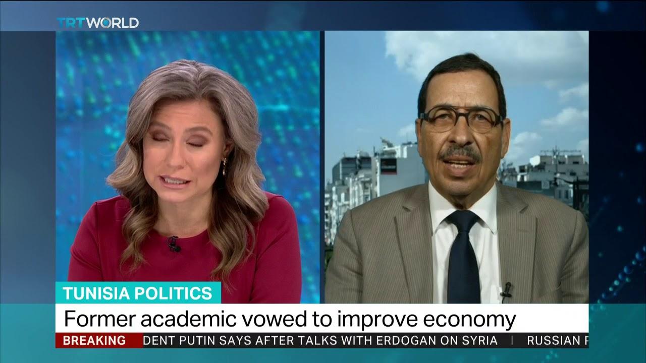 Tunisia Politics: Ahmed Bouazzi, Reform Current Party Co-Founder