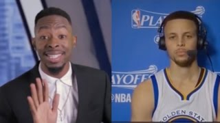 EXCLUSIVE: The Black Harry Potter Roasts Steph Curry