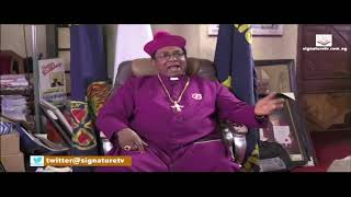 SIGNATURE TV INTERVIEW WITH ARCHBISHOP EMMANUEL CHUKWUMA