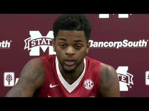 Mike Anderson & Daryl Macon Post Mississippi State