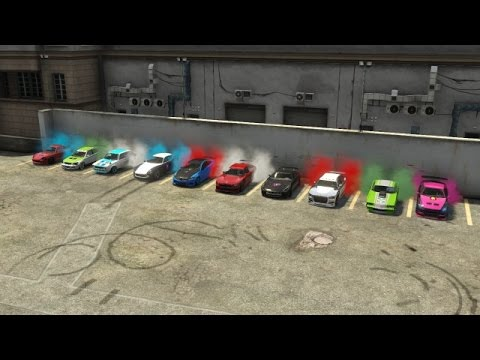 GTA 5 1.20 CAR EXHIBITION ( NORMAL CARS )
