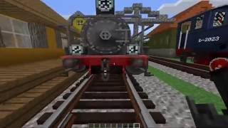 Rail of Wars - Minecraft Mod Showcase