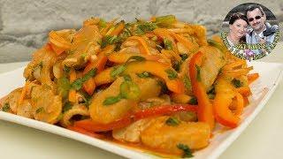 ХЕ ИЗ РЫБЫ. Корейская кухня.  Как приготовить?  Простой рецепт.  Безумно вкусно и быстро.