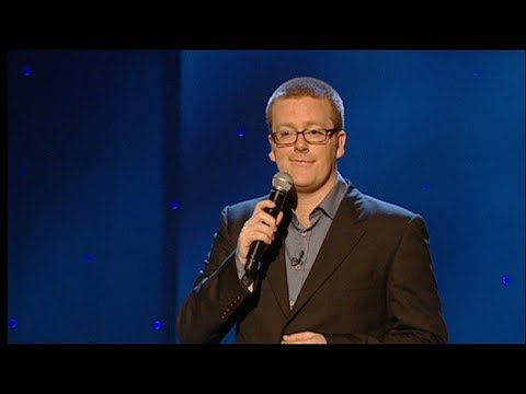 Frankie Boyle stand up (Best of Audience Annihilation)