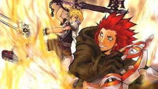 Kingdom Hearts II-The 13th Struggle Remix