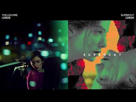 THE LOUVRE x SUPERCUT (Pt. 1) - Lorde Mashup