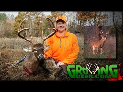 Deer Hunting | A Best Buck Returns at Daybreak (#420) @Growi