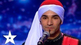 Египетское танцевальное шоу - Україна має талант-6 - Кастинг в Донецке