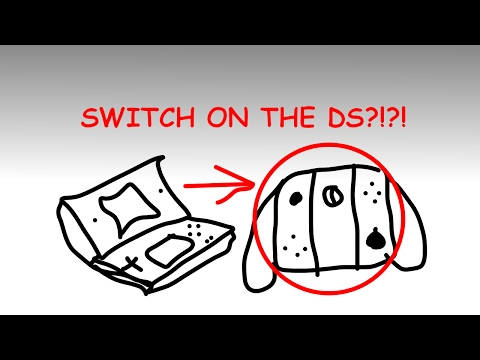 SWITCH CLICK SOUND LEAKED ON THE DSi?!?! DARK SECRETS REVEALED!