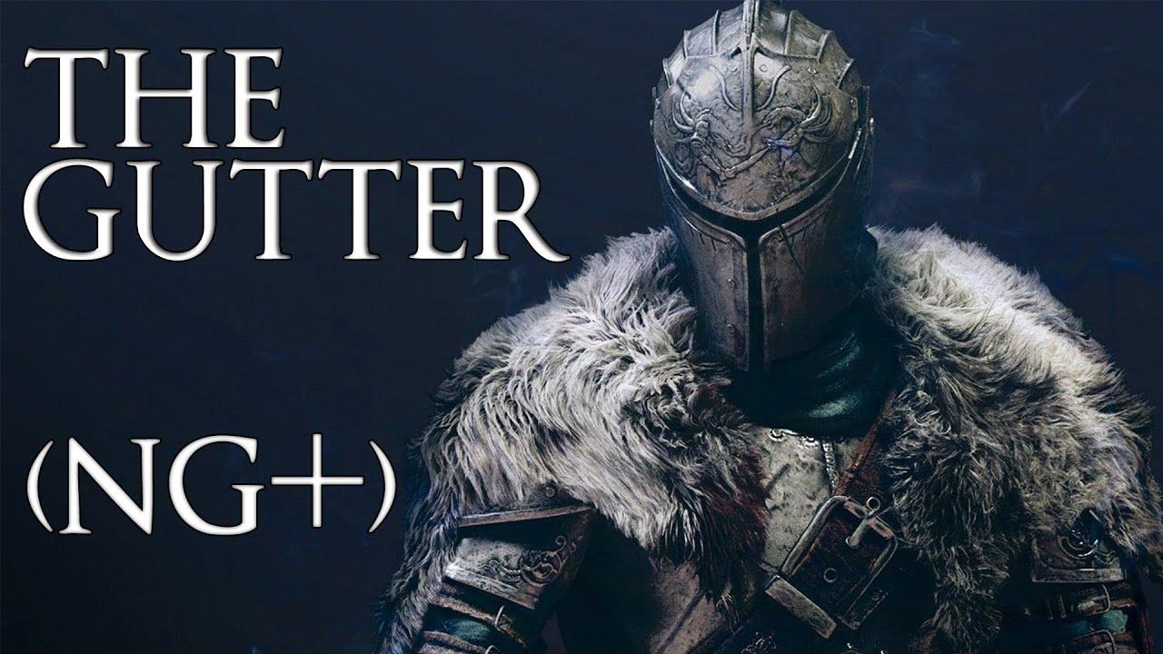 Dark Souls 2 Ng 100 The Gutter Walkthrough All