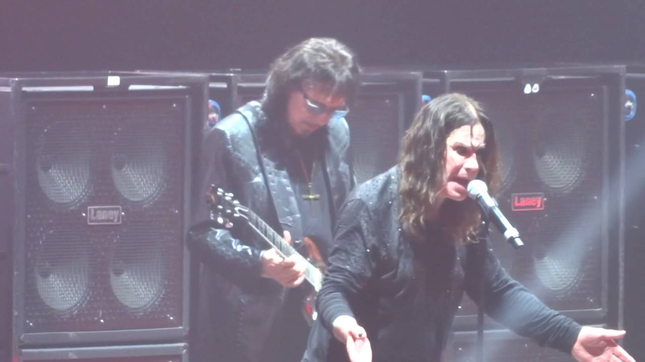 black sabbath war pigs live in riga the end tour youtube. Black Bedroom Furniture Sets. Home Design Ideas