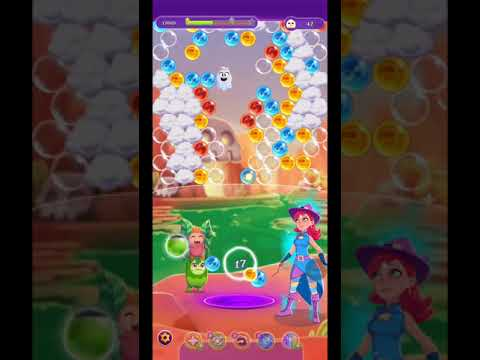 Bubble Witch 3 Saga Level 1448 ~ NO BOOSTERS