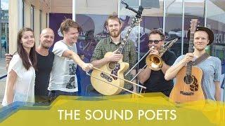#PieciDimd The Sound Poets minikoncerts - Kalniem Pāri LIVE!