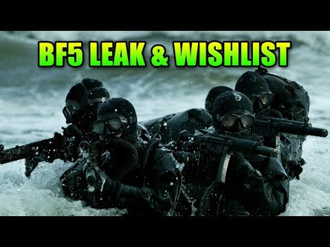 Battlefield 2018 Leak & Wishlist